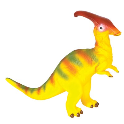 Large Soft Touch Parasaurolophus