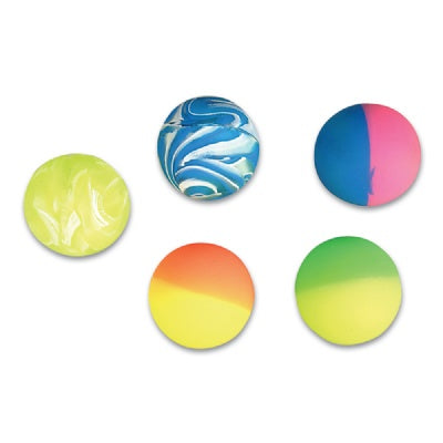 Assorted 60mm  Hi-Bounce Balls (1 Ball)