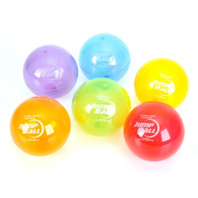 104mm Super High Bounce Jump Ball (Bulk Pack Of 12 Balls)