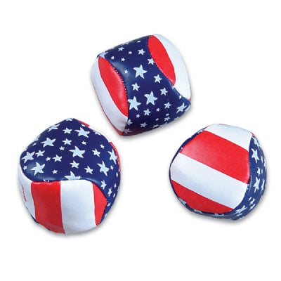 2-Inch Stars And Stripes Kickball (1 Kickball)