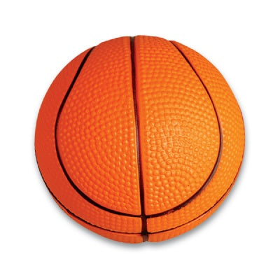 2.5-inch Stress Basketball (Bulk Pack Of 12 Balls)