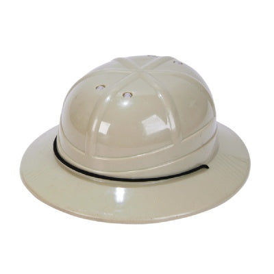 Plastic Safari Hat with Strap