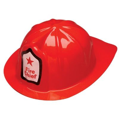 Child Fireman Hat (Bulk Pack of 12 Hats)