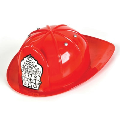 Sturdy Firefighter Costume Helmet