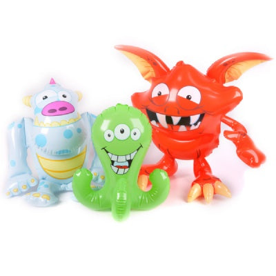 24-inch Monster Inflatable  (Bulk Pack of 12 Inflatables)