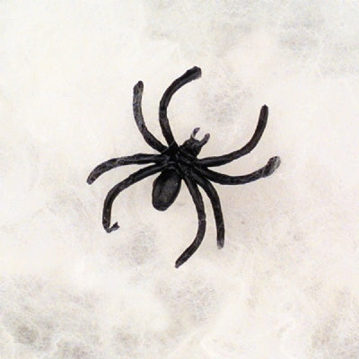 Spider Webbing (Bulk Pack of 12 Bags)