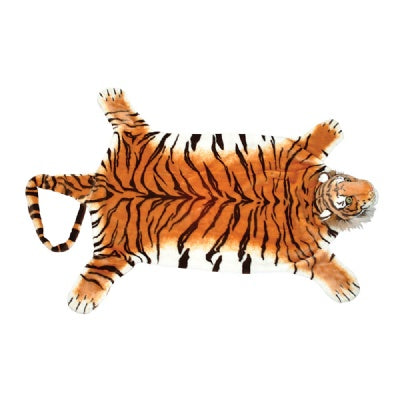 Tiger Stuffed Animal Rug