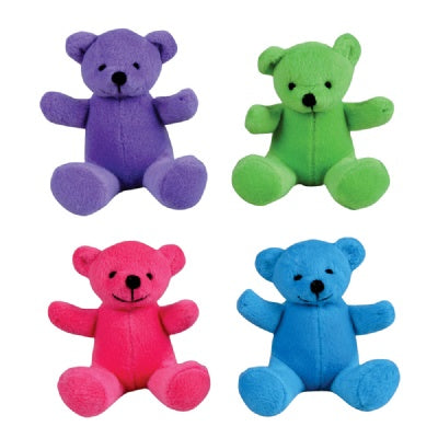 4.5-Inch Neon Color Bear (1 Bear)