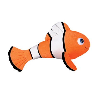 12-Inch Plush Clown Fish (1 Fish)