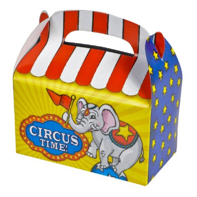 Circus Treat Box  (Bulk Pack of 12 Boxes)