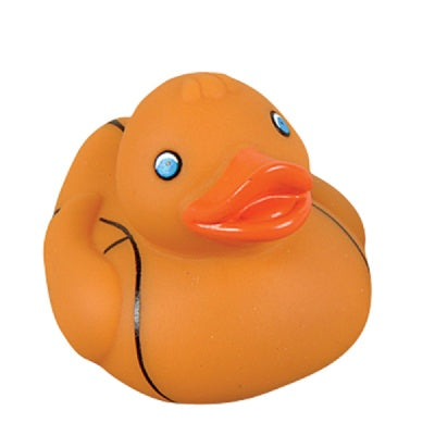 2-inch Basketball Rubber Ducky (1 Duck)