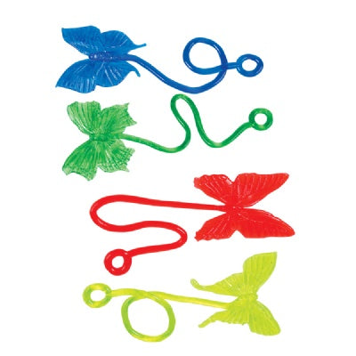 Sticky Butterfly Grabber (Bulk Pack of 12 Butterflies)