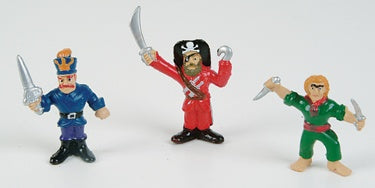 Small Pirate Figures
