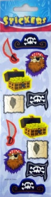 Pirate Stickers