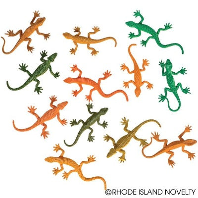 12 Colorful Rainforest Lizards