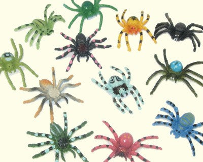 Bulk Colored Spiders (1 Spider)