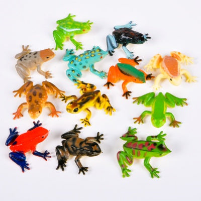 2-inch Poison Dart Frog (Bulk Pack of 12 Frogs)