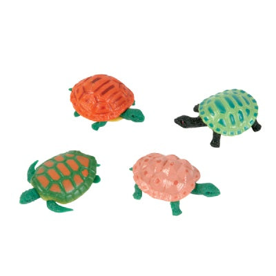 Tiny 1.5-inch Stretchy Turtle (Bulk Pack of 12 Turtles)