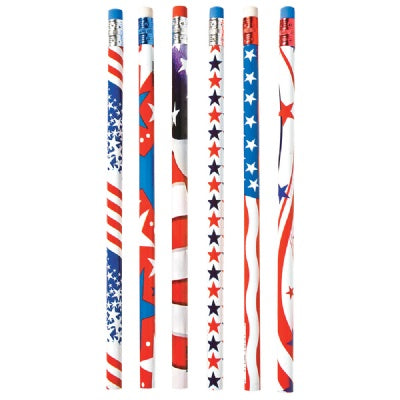 Patriotic Pencil Assortment (1 Pencil)