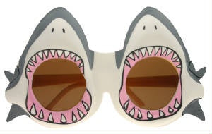 Shark Animal Eyes Sunglassses