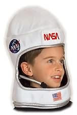 Kid's Soft Astronaut Hat
