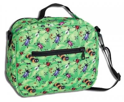 Insect Life Lunch Bag