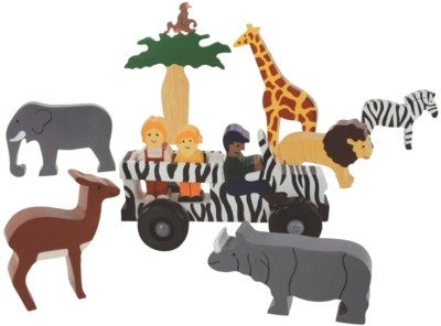 African Safari PlaySet