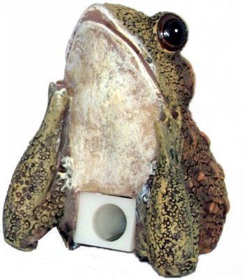 Frog Pencil Sharpener