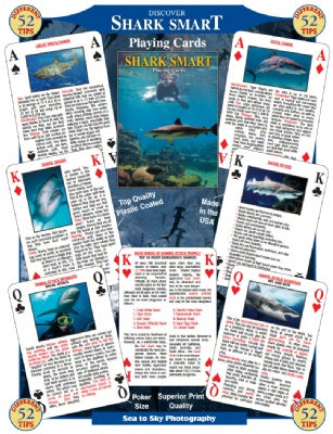 Shark Smart Playing Cards