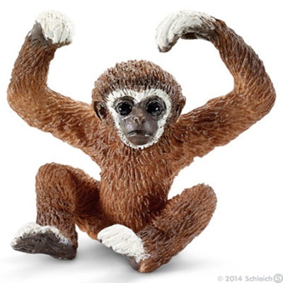 Schleich Gibbon young