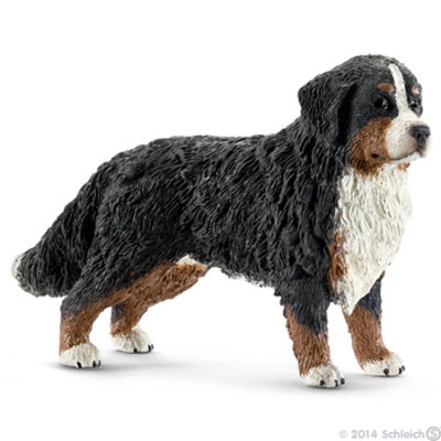 Schleich Bernese Mountain Dog, female