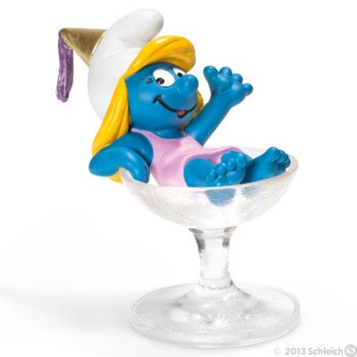 Party Smurfette