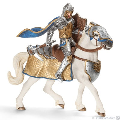 Griffin Knight on Horse