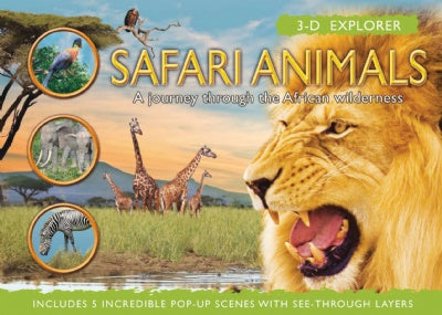 3D Explorer Safari Animals