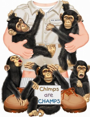 Chimps T-Shirt