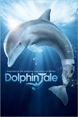 (E1) Dolphin Tale Poster