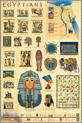 (E41) The Ancient Egyptians Poster