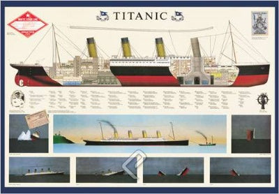 (E114) The Titanic Poster