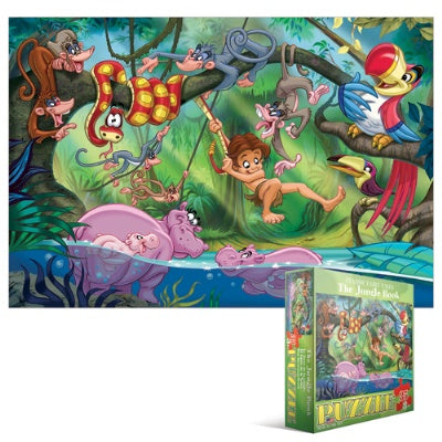 The Jungle Book Puzzle