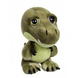 7-inch Bright Eyes T-Rex