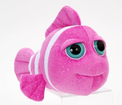 "Bright Eyes 20"" Pink Clownfish"