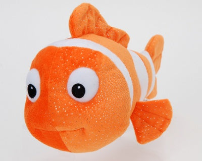 "12"" Bright Eyes Orange Clownfish"