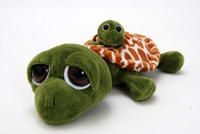 Bright Eyes Pocketz Turtle & Baby