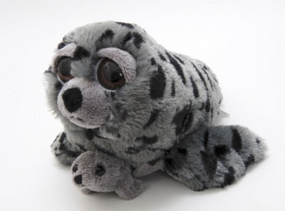 Bright Eyes Pocketz Harbor Seal & Baby