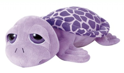 Bright Eyes Purple Turtle 14""