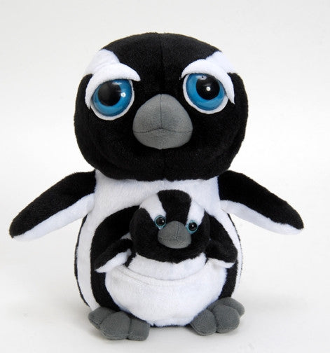 Bright Eyes Pocketz ABF Penguin & Baby