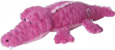 "18"" Posh Plush Pink Alligator"