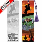 Out West Bookmark