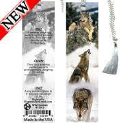 Wild Canines Bookmark
