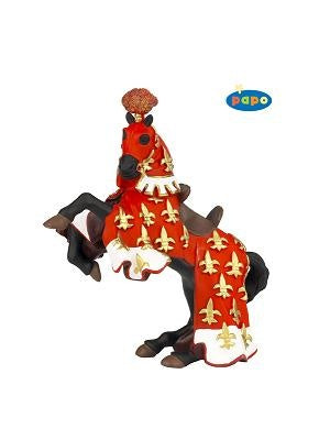 Papo Red Prince Philip Horse